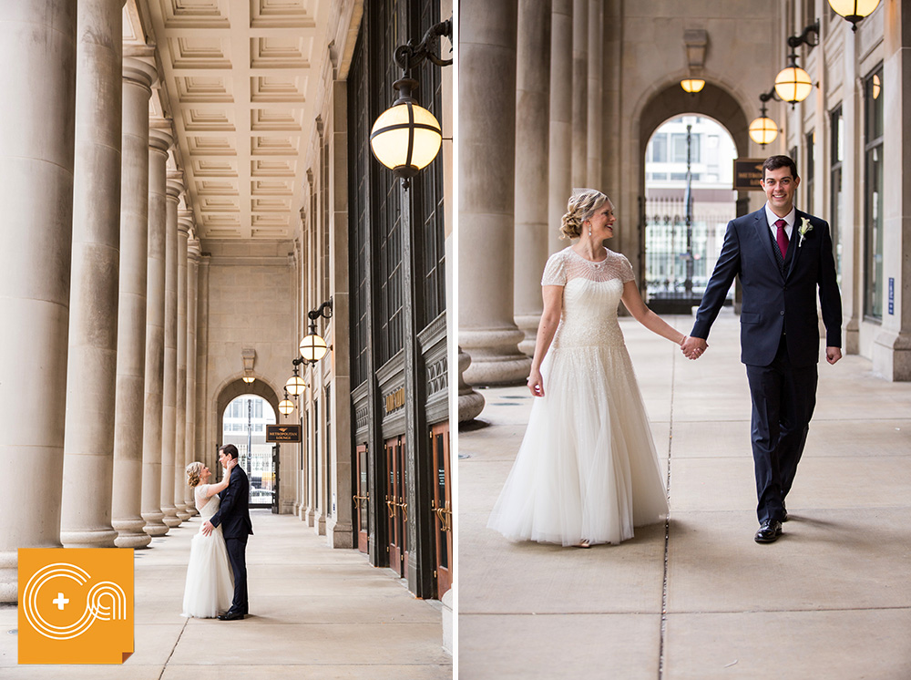 Lindy and Jeff, Salvatore's, Chicago wedding photographer
